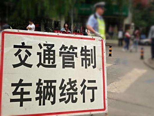 南昌这条路实行交通管制 持续半年