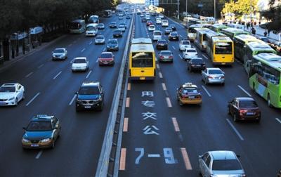 南昌将增设26条公交专用道 9月底前建成