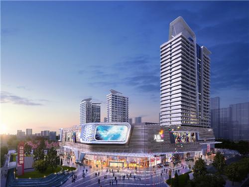 看合肥龙湖•瑶海天街,如何玩转城东商业!