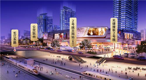 合肥龙湖•春江郦城:合肥首个TOD综合体旁的掘金铺,趁早抢才会赢!