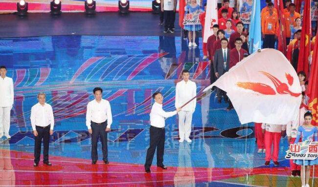 全国青年运动会闭幕 蚌埠体育健儿夺得3金4银10铜
