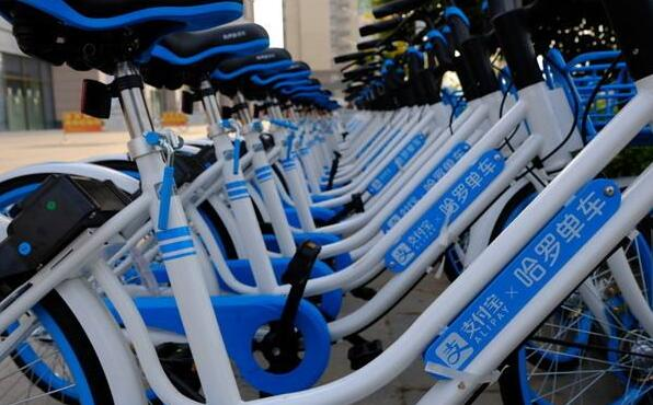 蚌埠全省率先实现将共享单车企业纳入数字城管平台