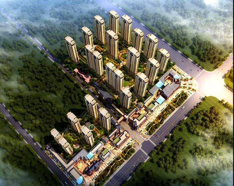 【禹洲·中央城】二期实景呈现 三期火热在建