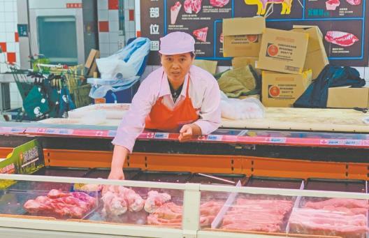 同比涨幅超六成 芜湖猪肉价格步入历史最高位