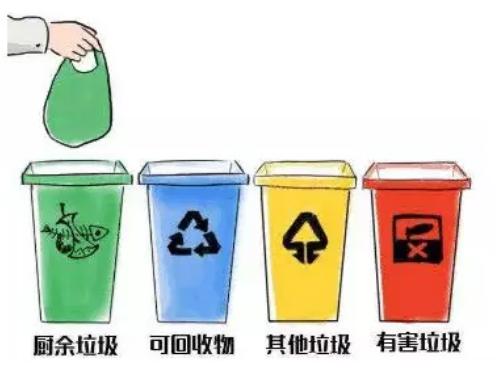 扔错或罚200元!合肥强制垃圾分类公开征求意见
