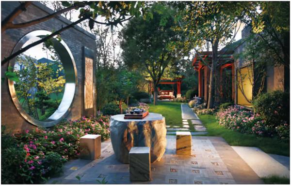 一方庭院墅境,让人生享受自此不同!