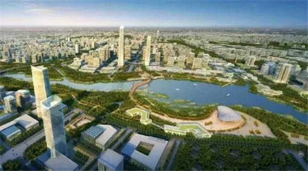 原力爆发 | 占位长三角城市群 城东未来发展将要完爆合肥九区?