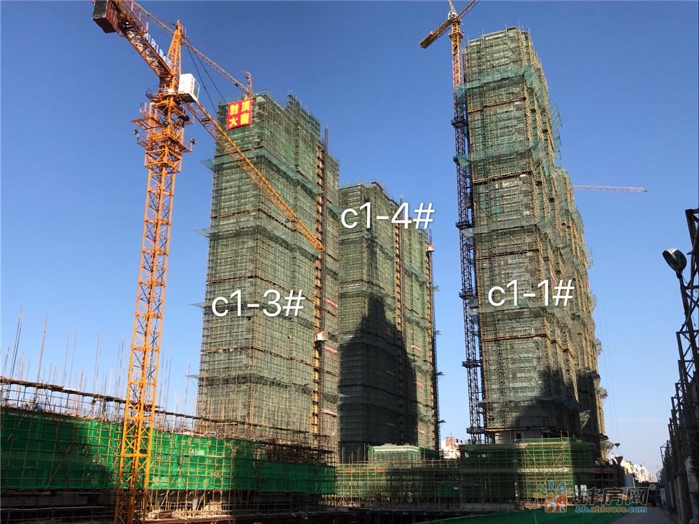 实力!蚌埠城芯封顶学区房将开售 今年买房明年交房!
