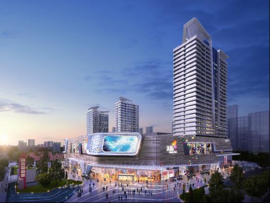 合肥长江东路改造在即 龙湖·瑶海天街为城市发展添动力