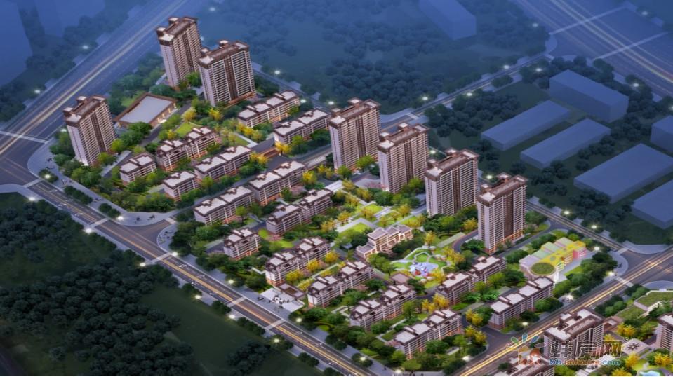 中国铁建燕南苑在售楼栋