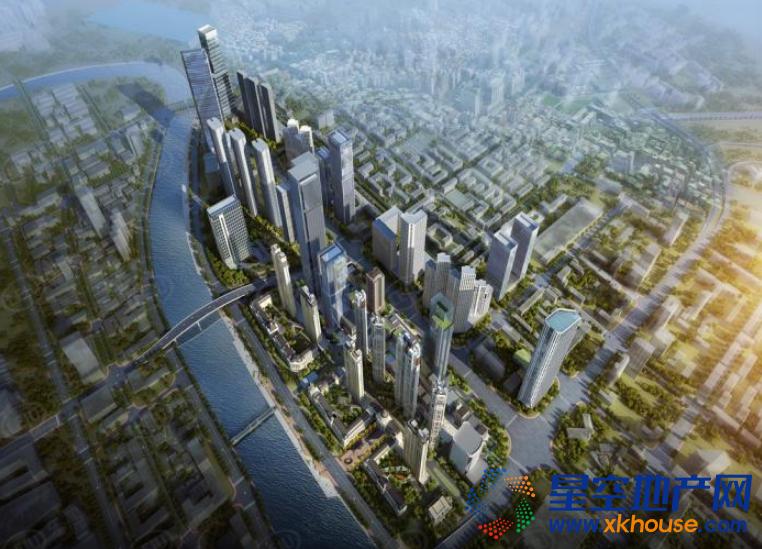 中海·城市广场·钻石湾楼号图