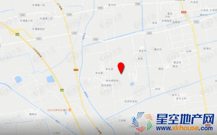 亿博棠樾府交通图