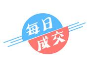 10月31日淮南宅销7套 成交面积777.89㎡