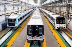 到2021年年底 安徽城市轨道通车里程将超过210公里