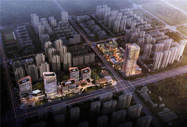 云谷汇全临街商业街区 | 投资的下一个风口