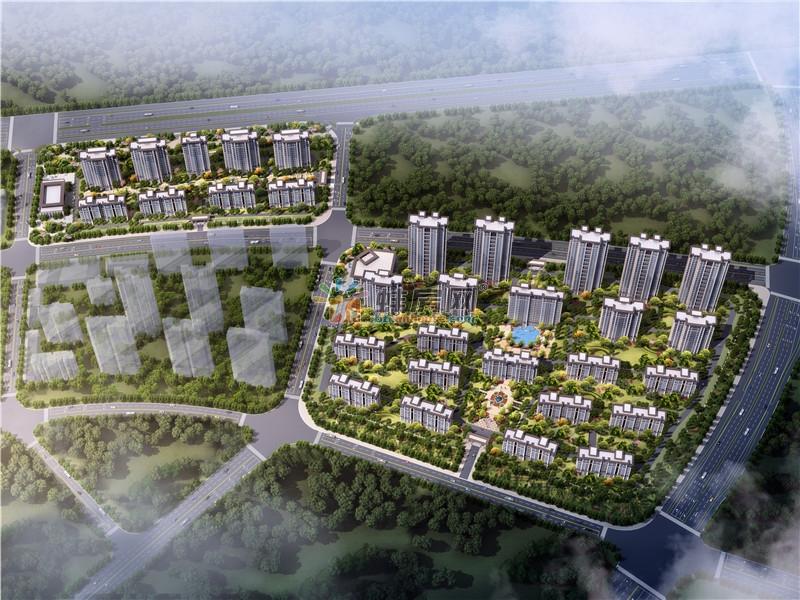 蚌埠-璀璨华城