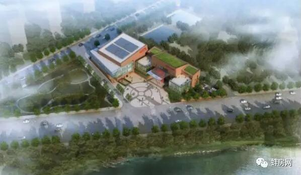 """城市发展划""""重点""""!未来蚌埠重点建设这些项目"""