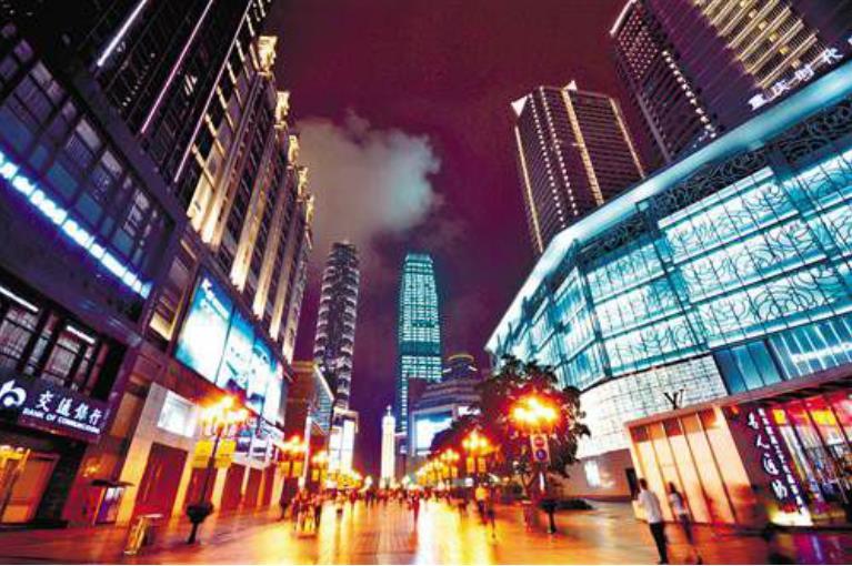 南昌恒大林溪府丨好看的外表+有趣的灵魂,这条风情商业街要火啊!