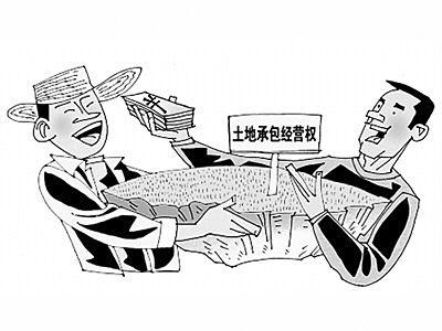 中共中央国务院:保持土地承包关系稳定并长久不变