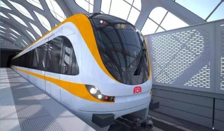 合肥地铁4、5号线52座车站封顶 3号线再添新进展