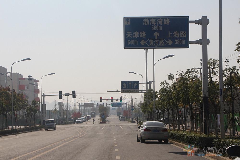 滨湖阳光里交通图