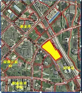华熙城要来了?半汤153亩商住地块12月27日出让