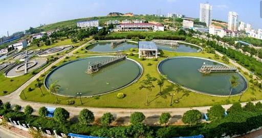 芜湖市污水处理工程今年底预计全部通水试运行