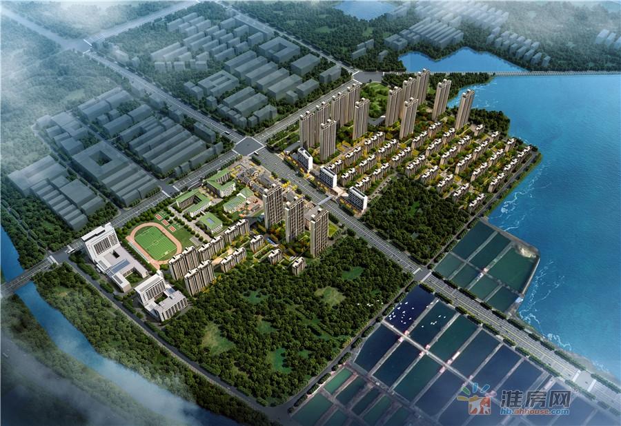 淮北-理想城
