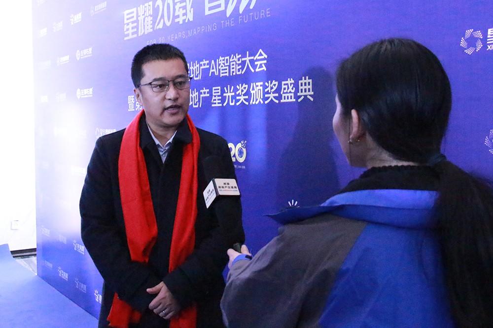 禹洲地产合肥公司总经理陈洪军