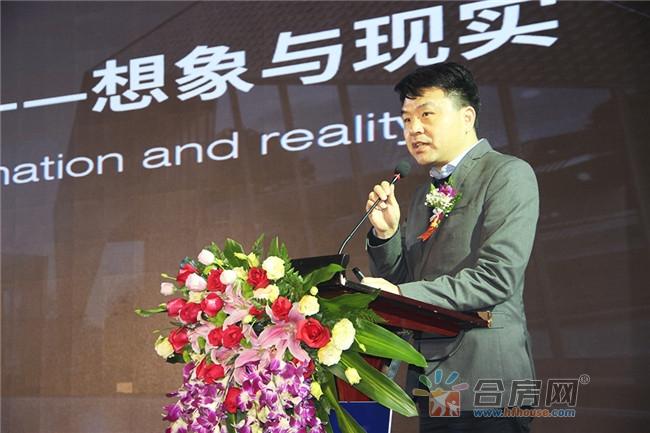 天华建筑设计有限公司京津穂公司董事长陈磊