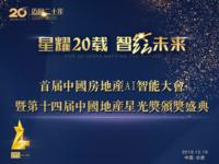 恭贺皖投尊府荣获2019年度品质典范楼盘!