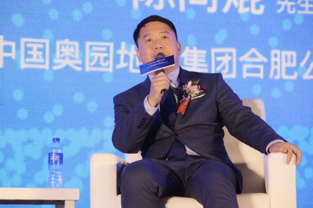 星空传媒(香港)控股董事长陈挚先生