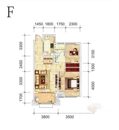 [琥珀瑞安家园]琥珀瑞安家园市政供暖单位房  省府核心