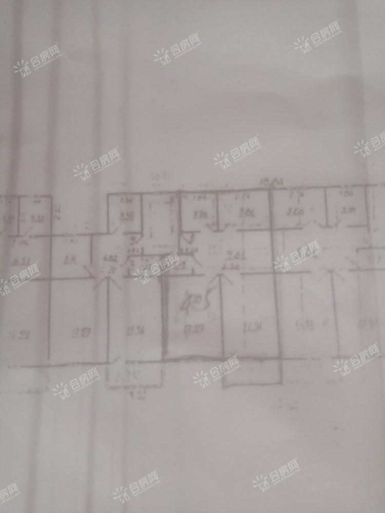 [东陈岗省工业设备安装公司]东陈岗省工业设备安装公司宿舍(西区)