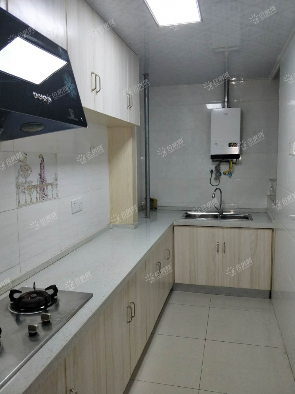 [力高共和城]80平简装2室2厅,低价出售