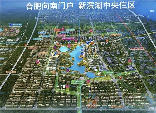 新滨湖孔雀城楼号图