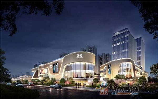 蚌埠淮河路中央商务区、宏业村片区、城南有新变化
