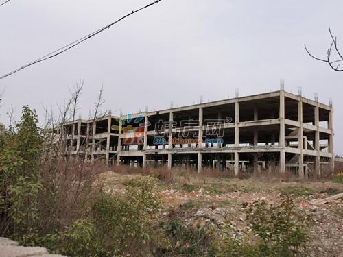 蚌埠原城南奥特莱斯正在拆除 燕山云谷健康城或落地