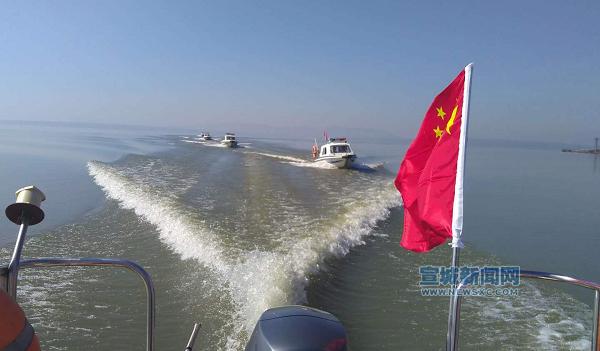 南漪湖全面实施封湖禁渔 禁渔期超5个月