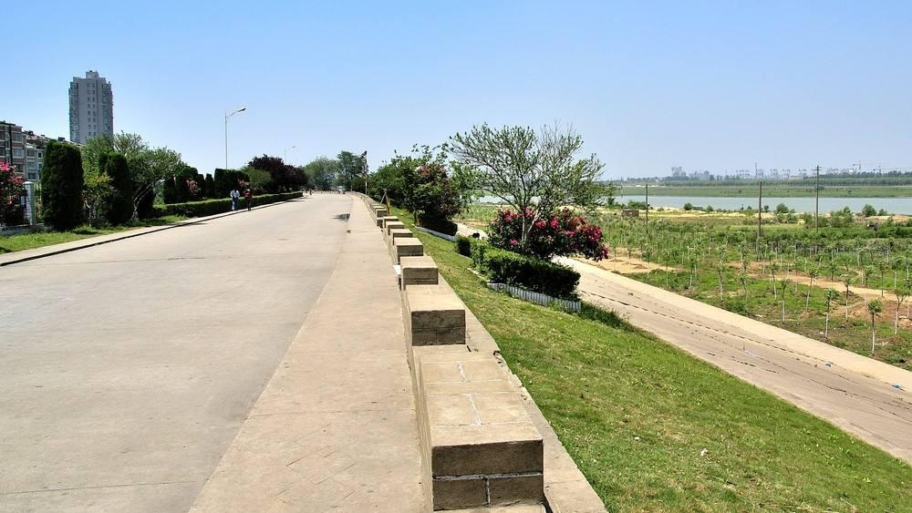 蚌埠打造有花有果城市特色景观 栽植果树721株