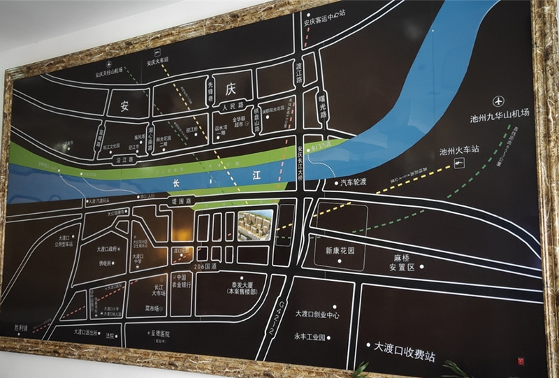水岸豪庭交通图