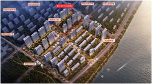 置地安庆中心天玺商业楼号图