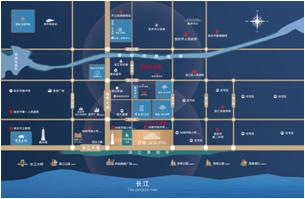 置地安庆中心天玺商业交通图
