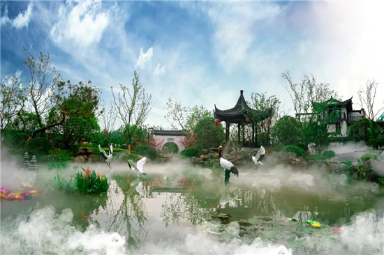 金鹏·中国印15#楼合院即将加推  在这里 窥见古典建筑美学的奥秘
