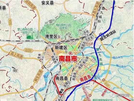南昌高铁新城悄然崛起 下一个置业热点不容错过
