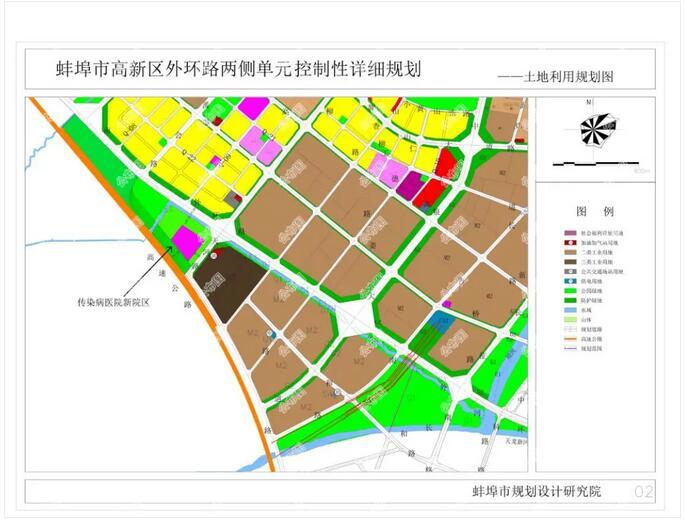 占地80亩 总投资约5.6亿 蚌埠一医院新院区选址公布