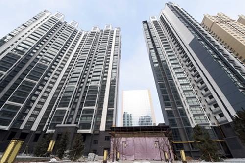 亳州市区华佗广场小区二期预计年底还原交付