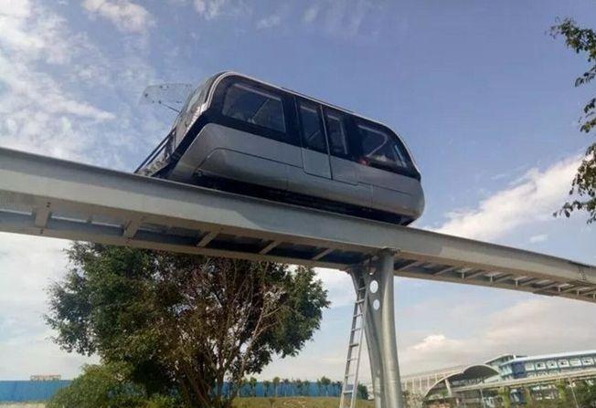 云轨车辆何时送到蚌埠 最新回复透露了重要消息