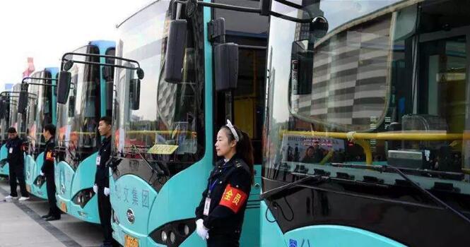请注意!蚌埠二中附近公交车运行方案调整了!