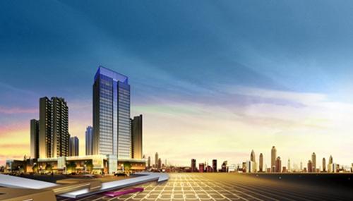 建业地产上半年合同销售429.5亿